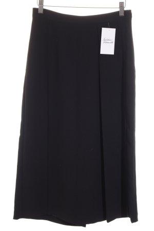 Mexx Hosenrock schwarz klassischer Stil