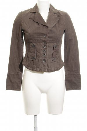 Mexx Denim Blazer green grey simple style