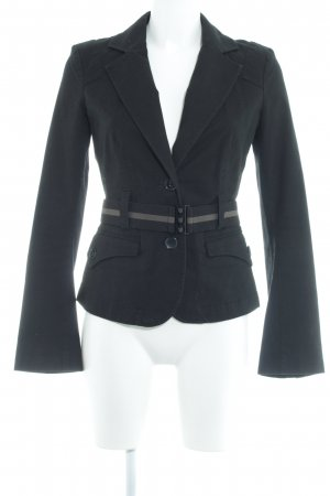 Mexx Denim Blazer black casual look