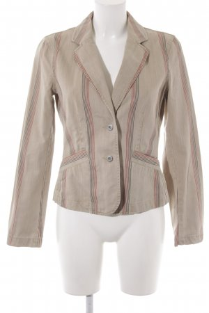 Mexx Denim Blazer striped pattern simple style