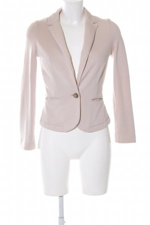 Mexx Jerseyblazer creme Business-Look