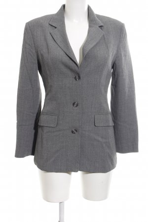 Mexx Jerseyblazer hellgrau Business-Look