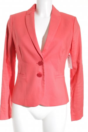 Mexx Jerseyblazer hellrot Business-Look