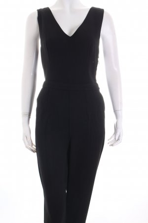 Mexx Jumpsuit schwarz Business-Look