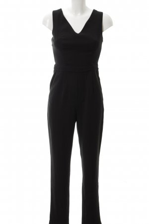 Mexx Jumpsuit schwarz Elegant