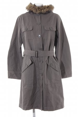 Mexx Hooded Coat grey casual look
