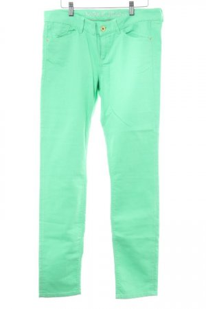 Mexx Carrot Jeans neon green casual look