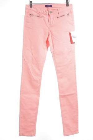 Mexx Carrot Jeans neon pink simple style