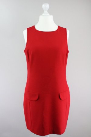 Mexx Kleid Etuikleid rot Größe 42 1708510100997