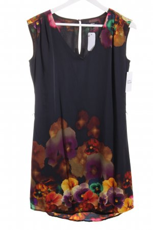 Mexx Kleid florales Muster Casual-Look