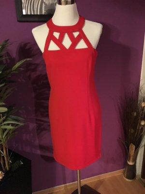 Mexx Kleid rot Größe s