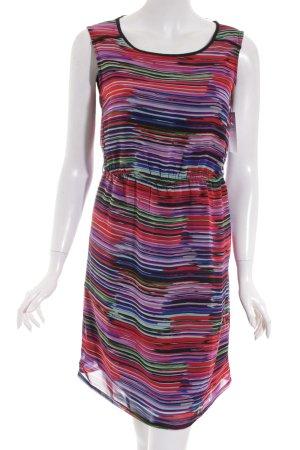 Mexx Kleid Streifenmuster Beach-Look