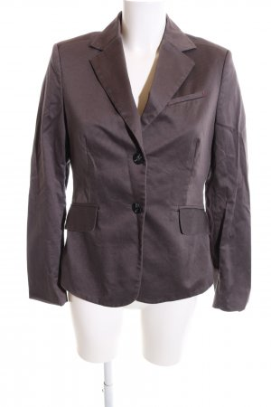 Mexx Kurz-Blazer braun Business-Look