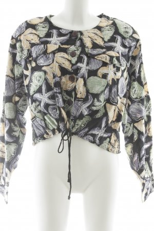 Mexx Short Blazer abstract pattern casual look