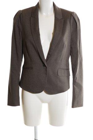 Mexx Kurz-Blazer bronzefarben meliert Business-Look