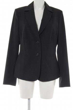Mexx Kurz-Blazer anthrazit Business-Look