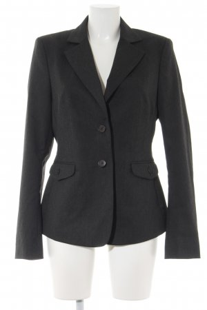 Mexx Kurz-Blazer anthrazit meliert Business-Look