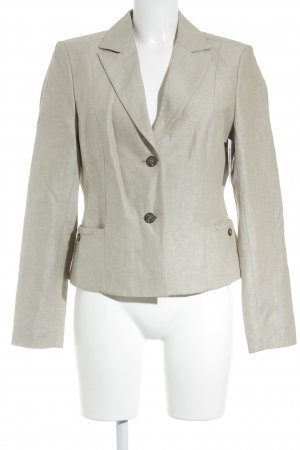 Mexx Kurz-Blazer beige Business-Look