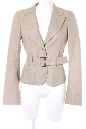 Mexx Kurz-Blazer beige Business-Look