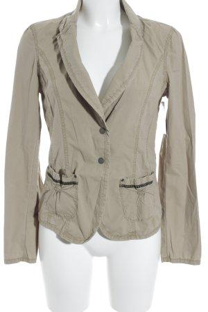 Mexx Kurz-Blazer beige Casual-Look