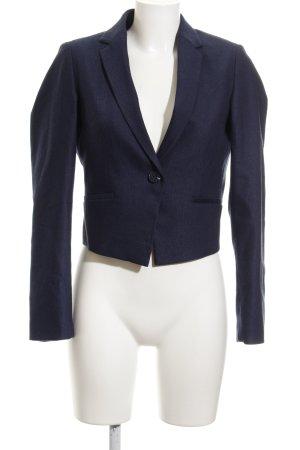 Mexx Kurz-Blazer blau Business-Look
