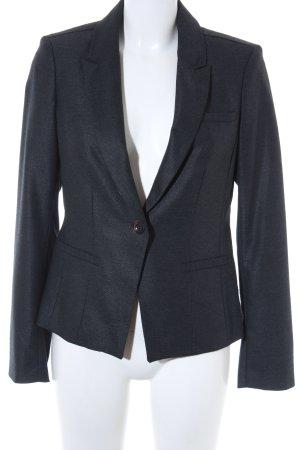 Mexx Kurz-Blazer dunkelblau Business-Look