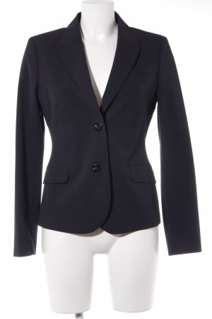 Mexx Kurz-Blazer dunkelblau Business-Look