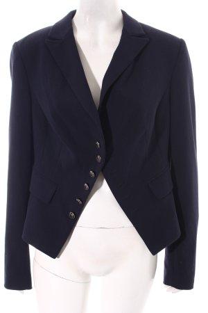 Mexx Kurz-Blazer dunkelblau Vintage-Look