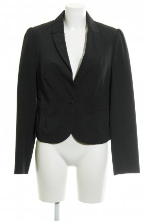 Mexx Kurz-Blazer dunkelgrau Business-Look