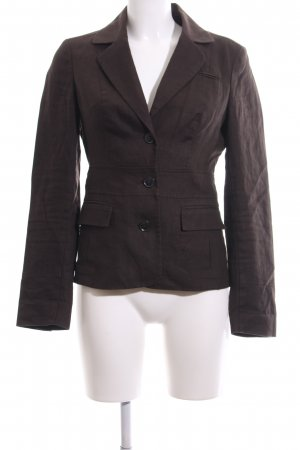 Mexx Kurz-Blazer bronzefarben Business-Look