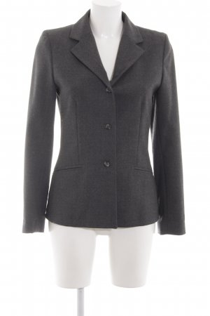 Mexx Kurz-Blazer grau Business-Look