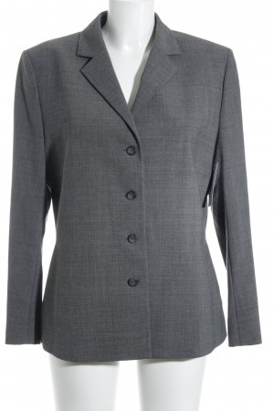 Mexx Kurz-Blazer grau meliert Business-Look