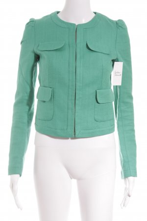 Mexx Kurz-Blazer mint Casual-Look
