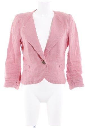 Mexx Kurz-Blazer rosa Casual-Look