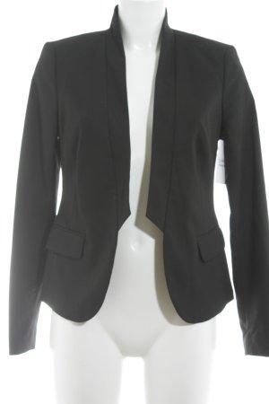 Mexx Kurz-Blazer schwarz Business-Look
