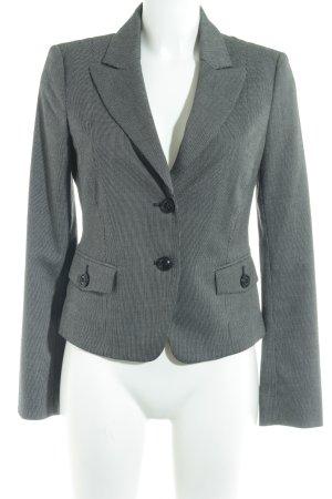 Mexx Kurz-Blazer schwarz-weiß Business-Look