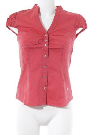 Mexx Shirt met korte mouwen rood casual uitstraling