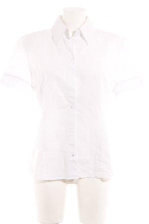 Mexx Short Sleeve Shirt white business style