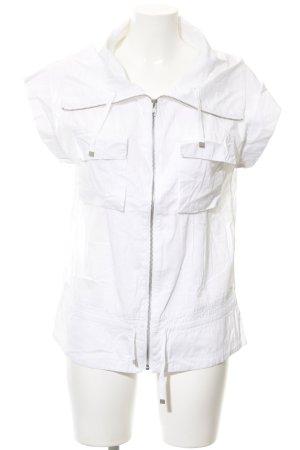 Mexx Camicia a maniche corte bianco stile casual