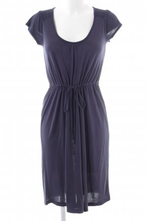 Mexx Kurzarmkleid blau Elegant