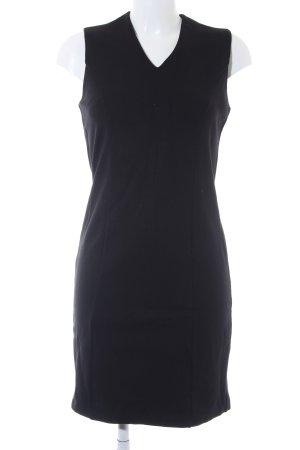 Mexx Kurzarmkleid schwarz Elegant