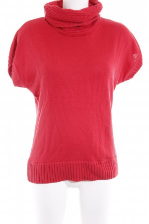 Mexx Short Sleeve Sweater red casual look