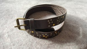 Mexx Leather Belt multicolored