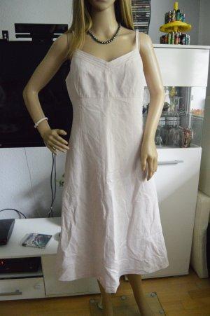 Mexx leinen Kleid gr.40 Rosa