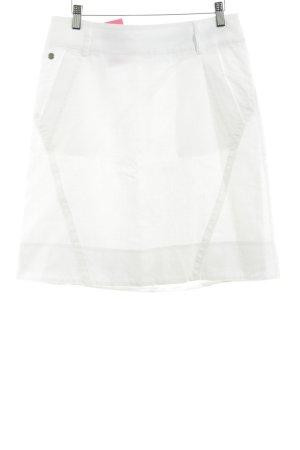 Mexx Linnen rok wit casual uitstraling