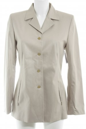 Mexx Long-Blazer beige Business-Look