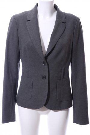 Mexx Long-Blazer hellgrau Business-Look