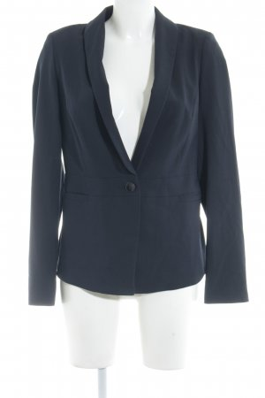 Mexx Long-Blazer dunkelblau Business-Look