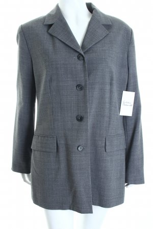 Mexx Long-Blazer grau Business-Look