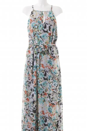 Mexx Maxikleid Blumenmuster Beach-Look